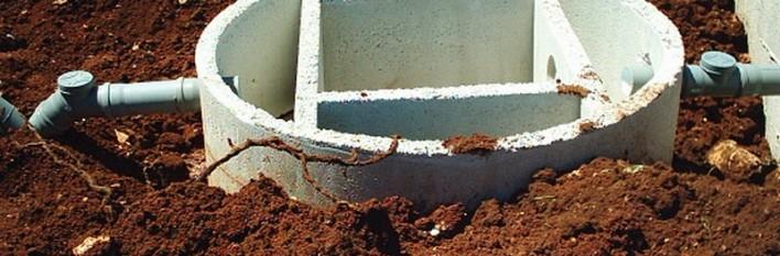 Lavoro Installazione fossa Imhoffe pozzo a Tenuta