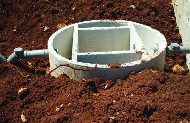 Lavoro installazione fossa imhoffe pozzo a tenuta studio for Fossa biologica a dispersione